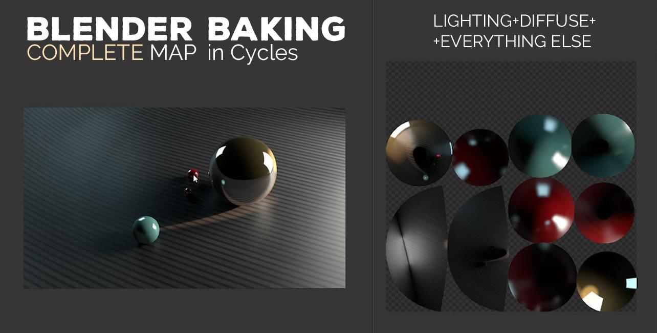 blender baking