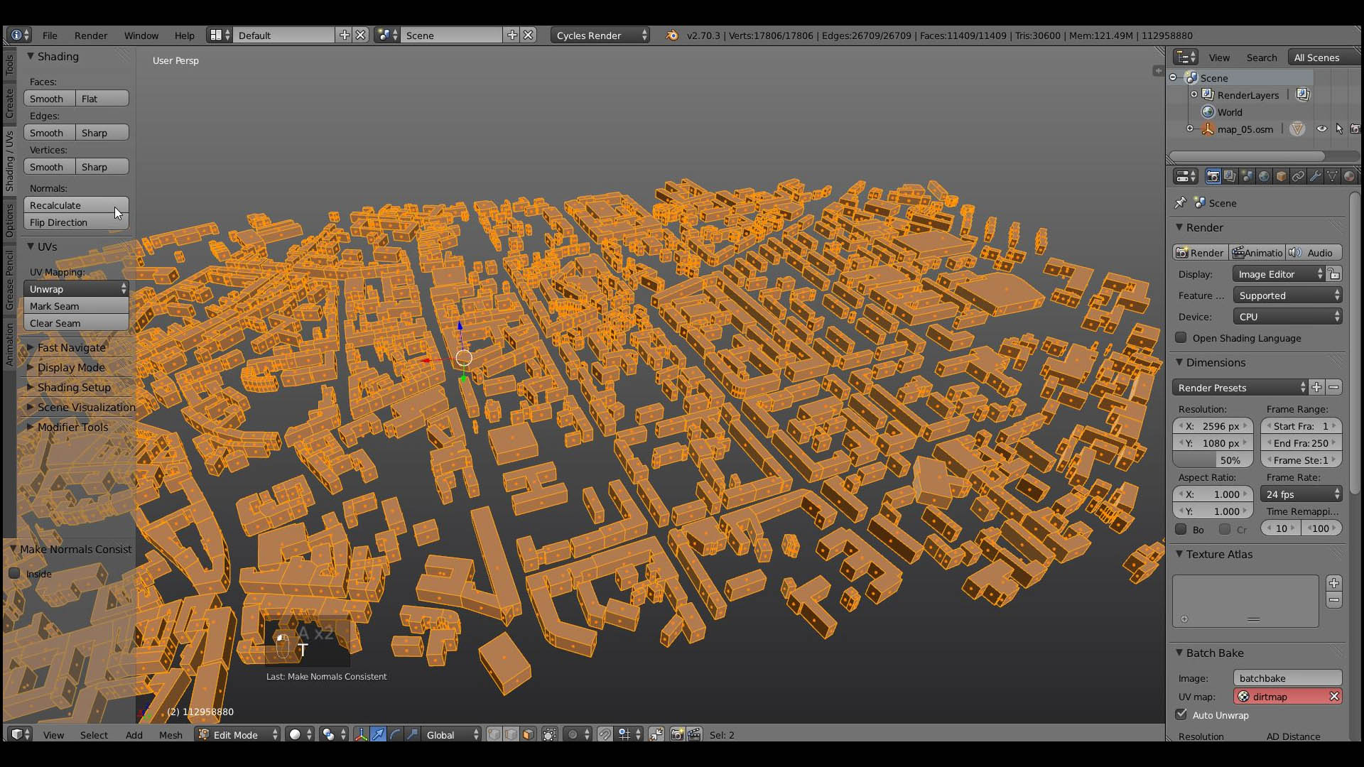 How To Create A City Covered With Fog In Blender Creative Shrimp - Create street map