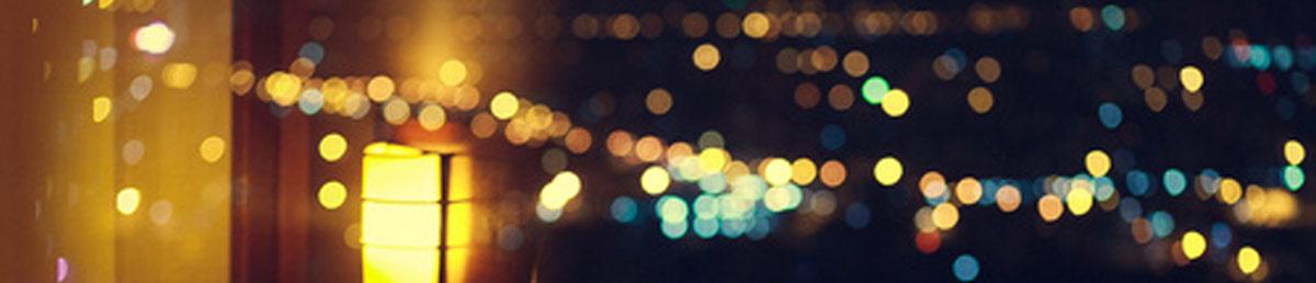 bokeh lights