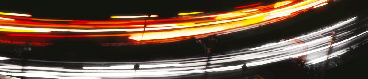highway lighting blender