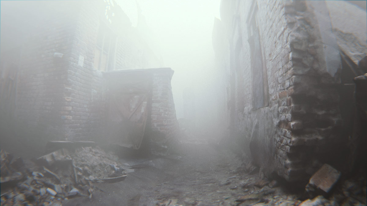 fog tutorial blender