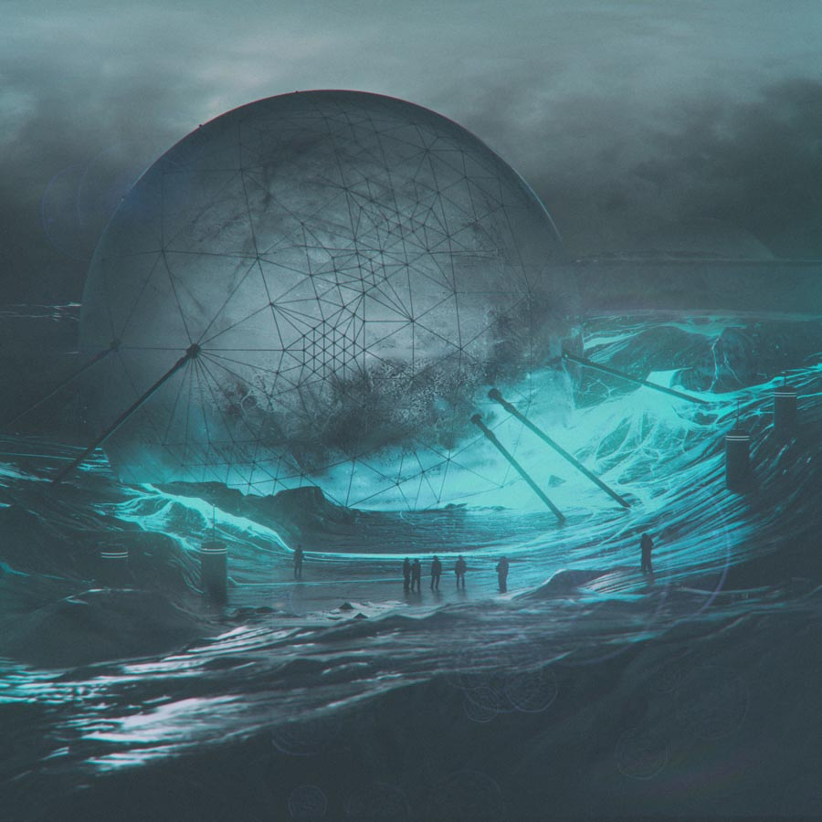 Top 30 Artworks of Beeple from 2015 (WARNING: Can Cause ...
