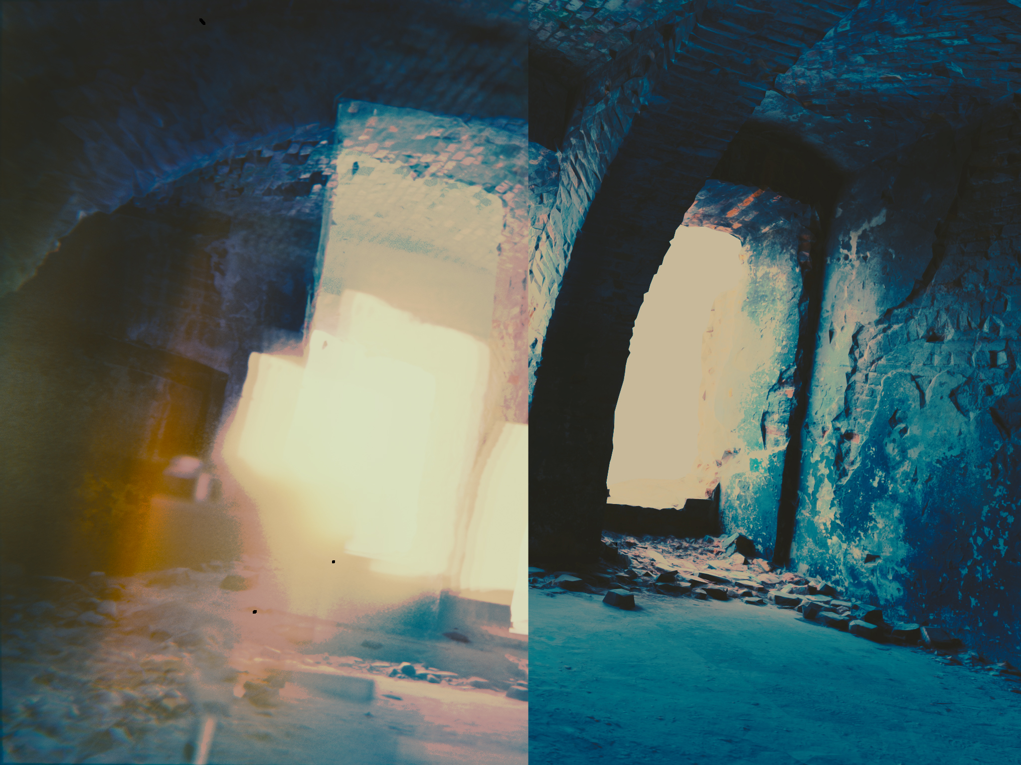 lomography in 3d
