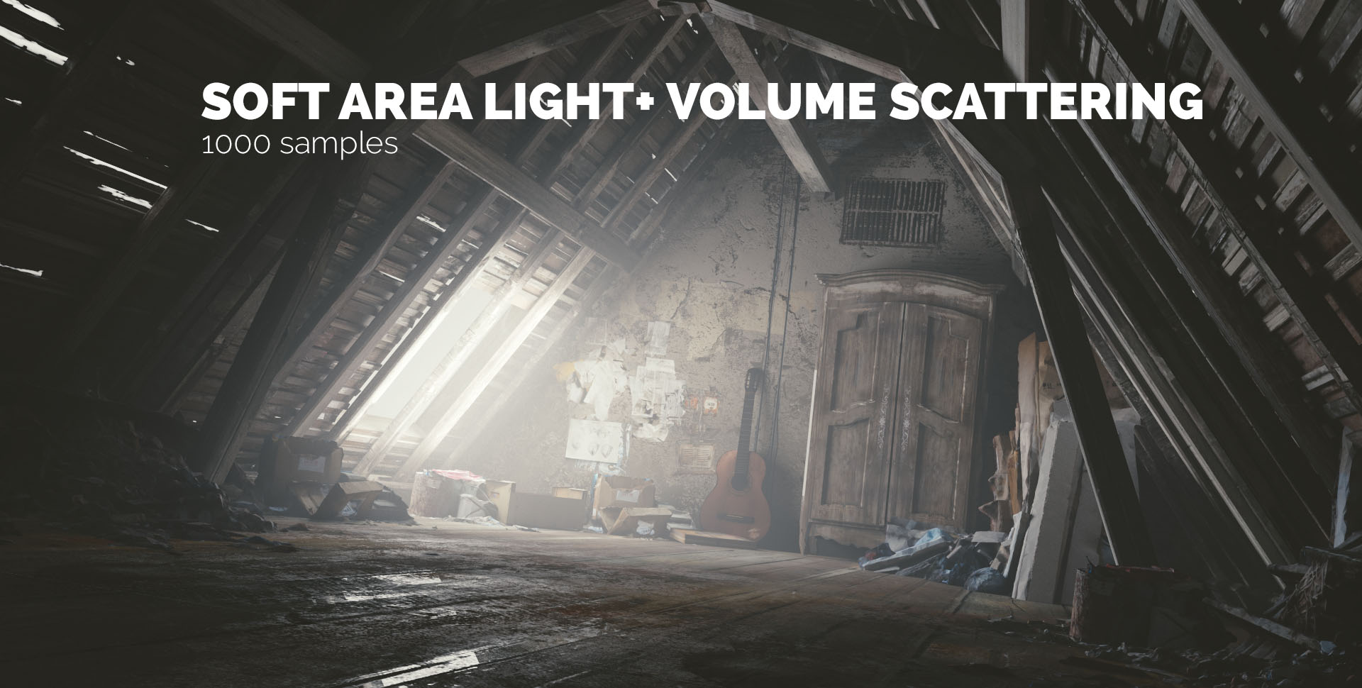 volumetric lighting in blender