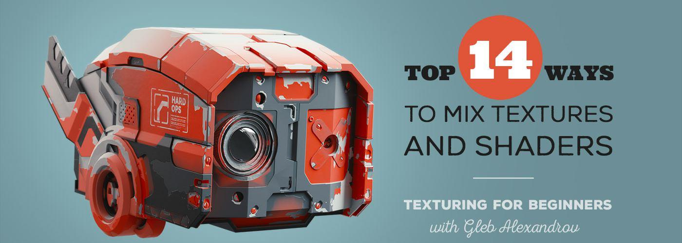 texturing tutorial blender