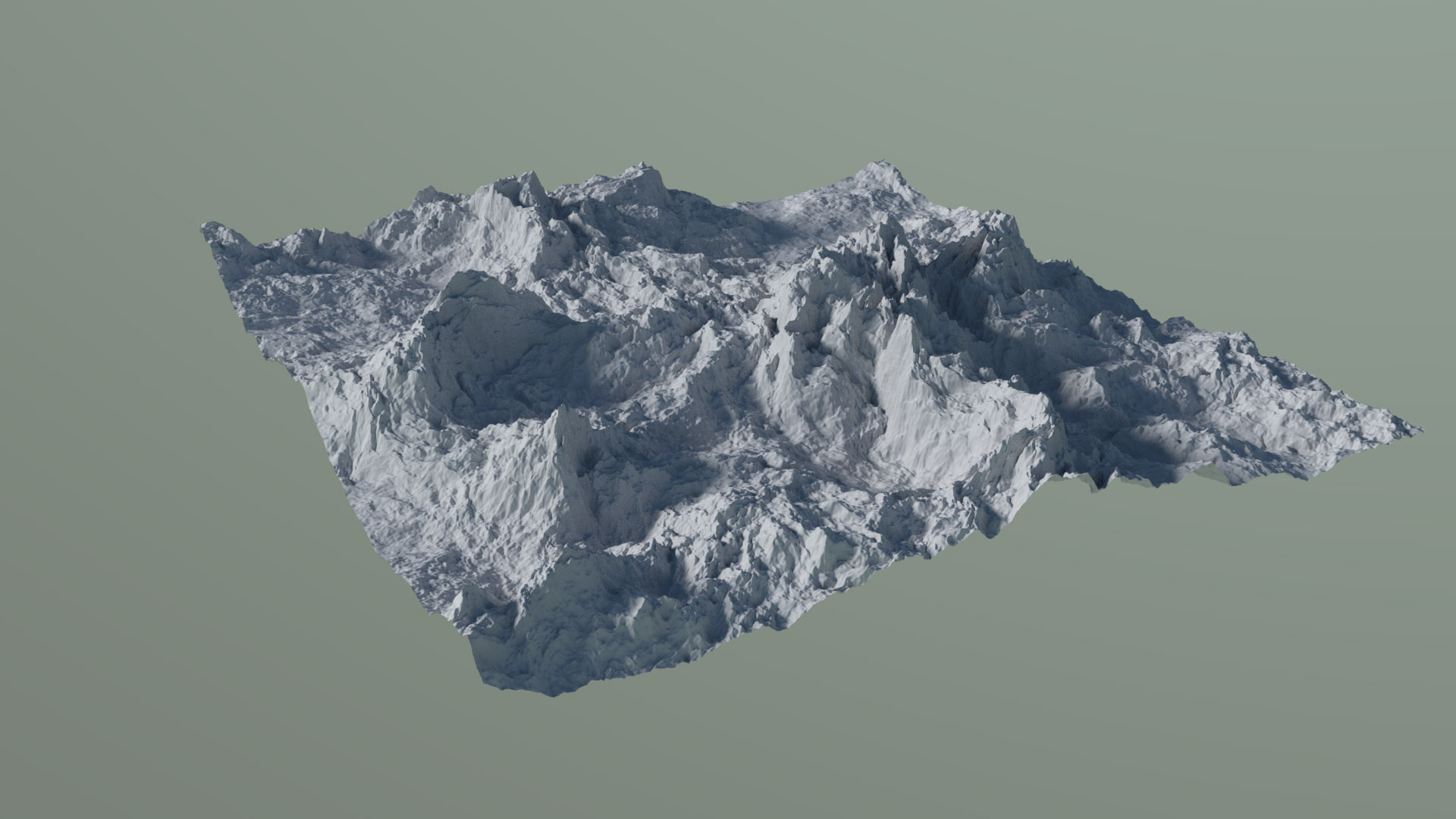 micropolygon displacement blender