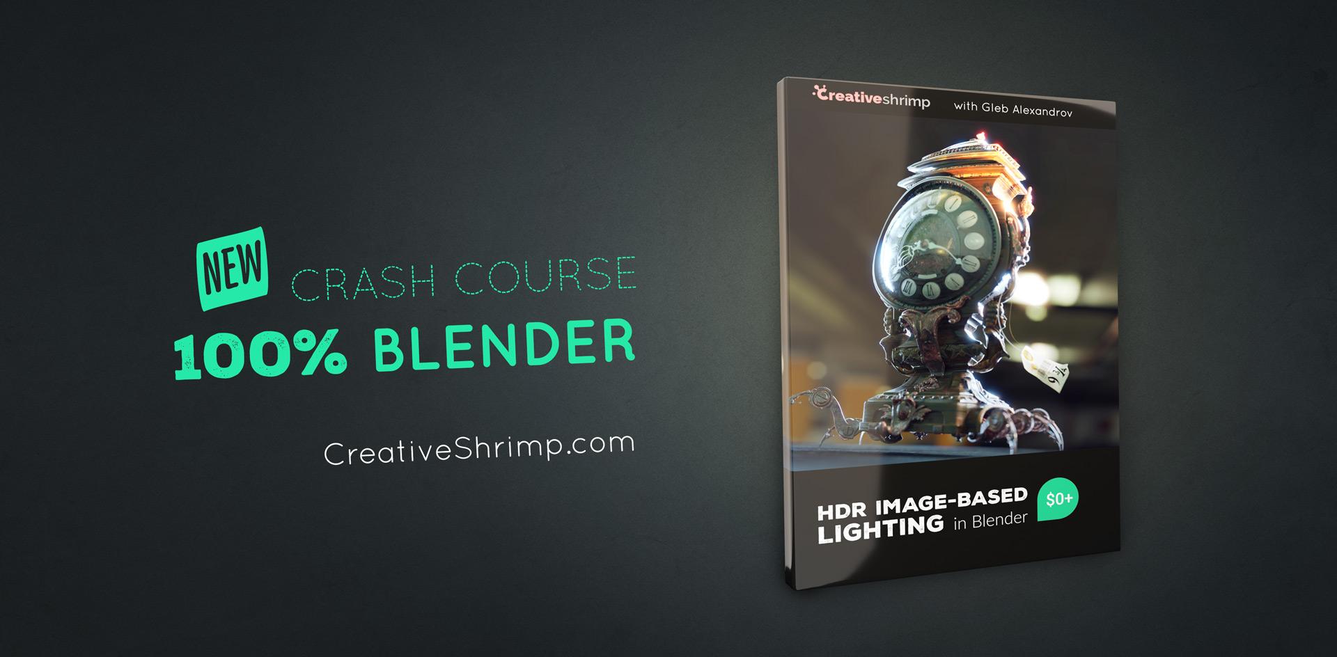 blender hdr tutorial