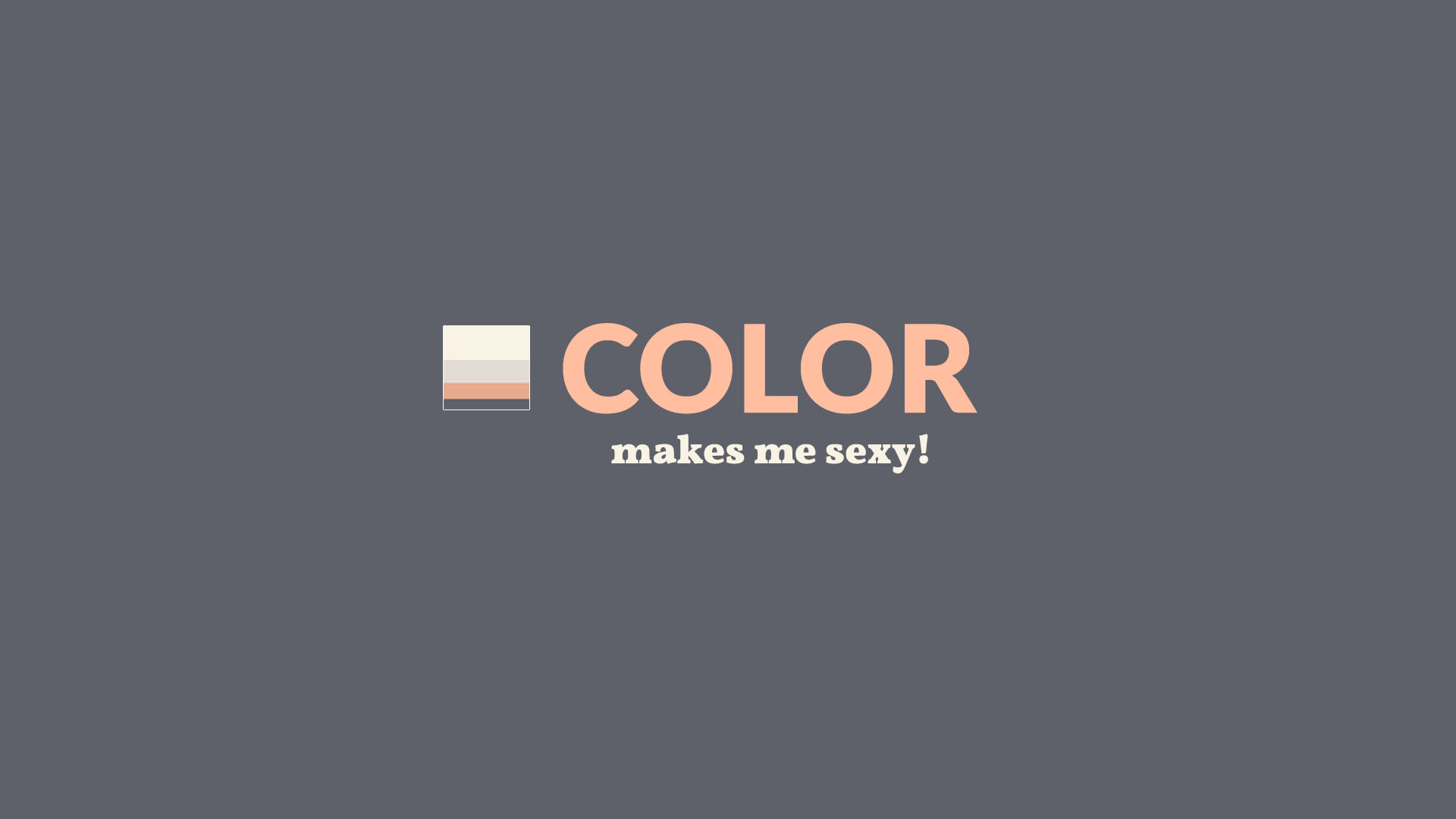 typography tutorial colors