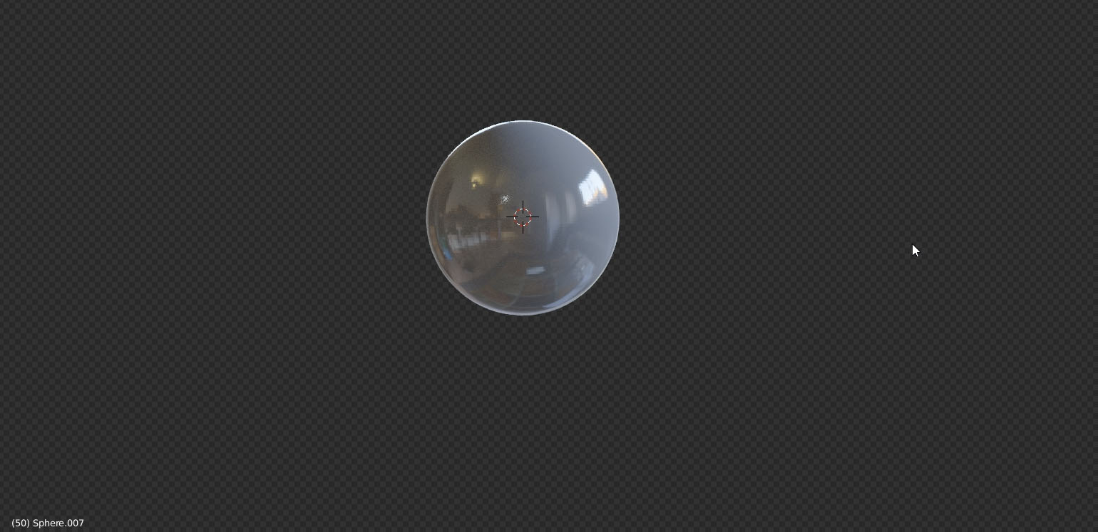 blender transparent background