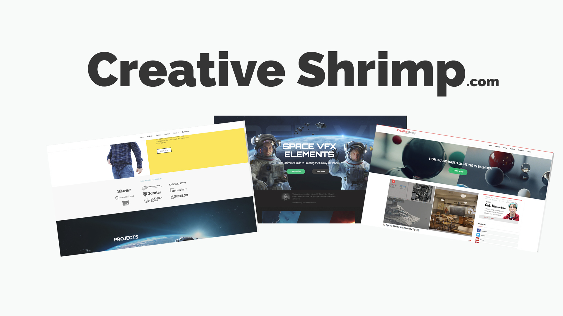 creative shrimp