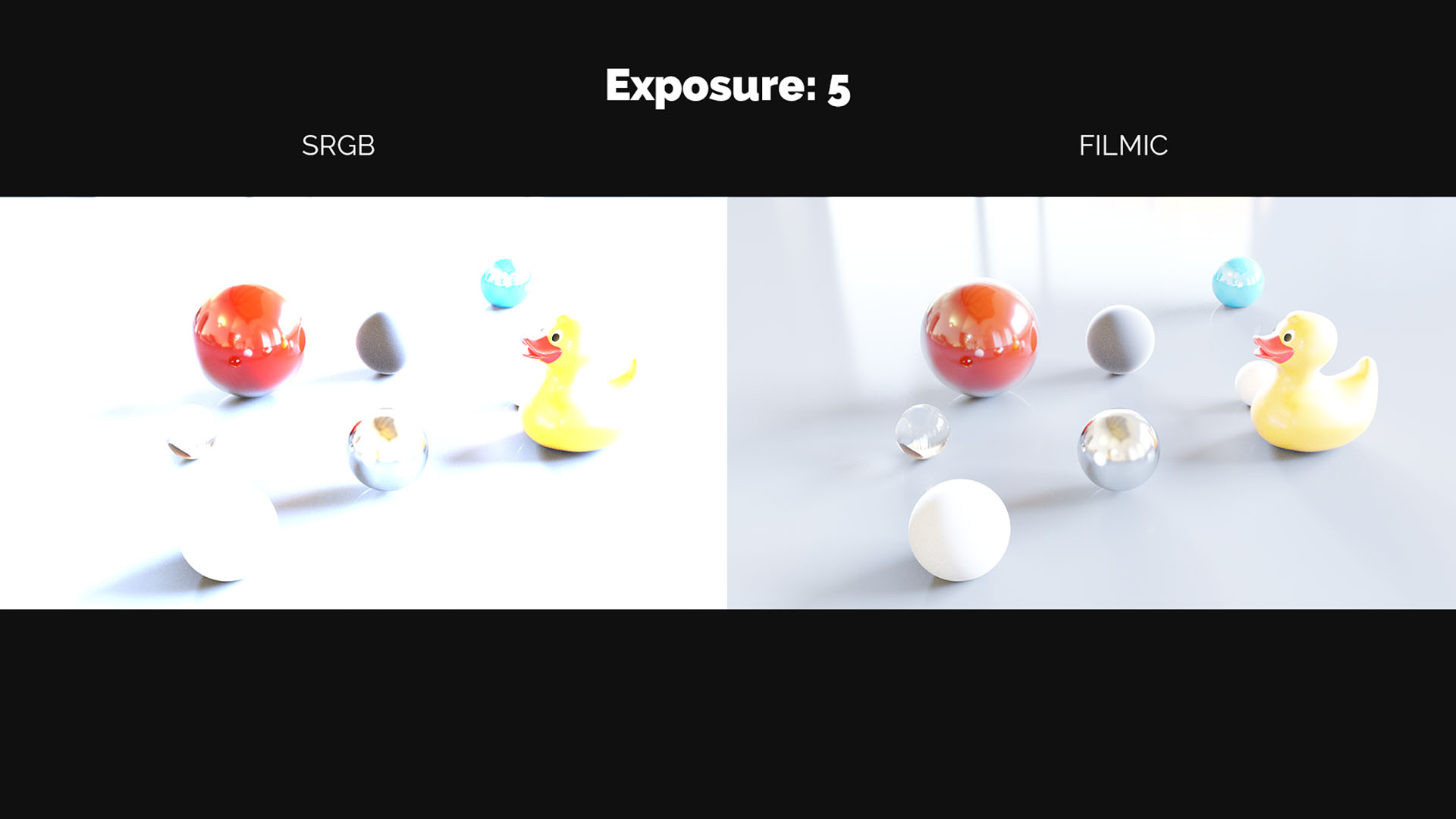 blender filmic color management