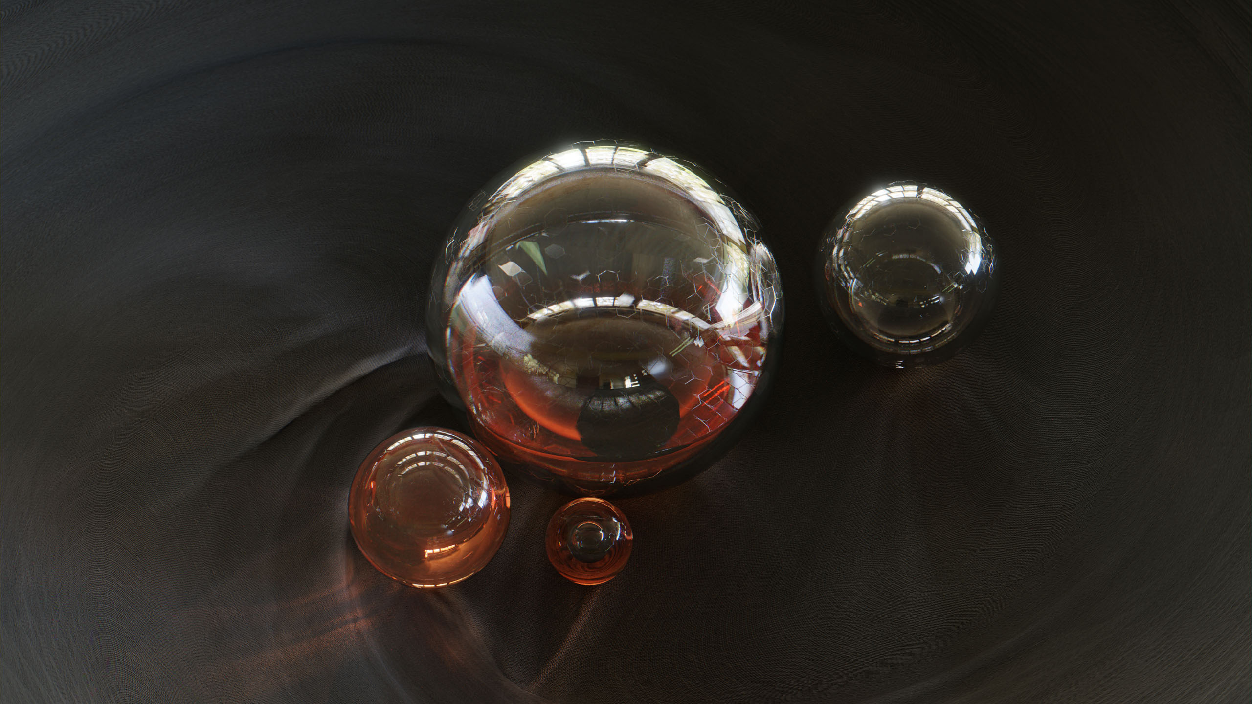glass material in cycles