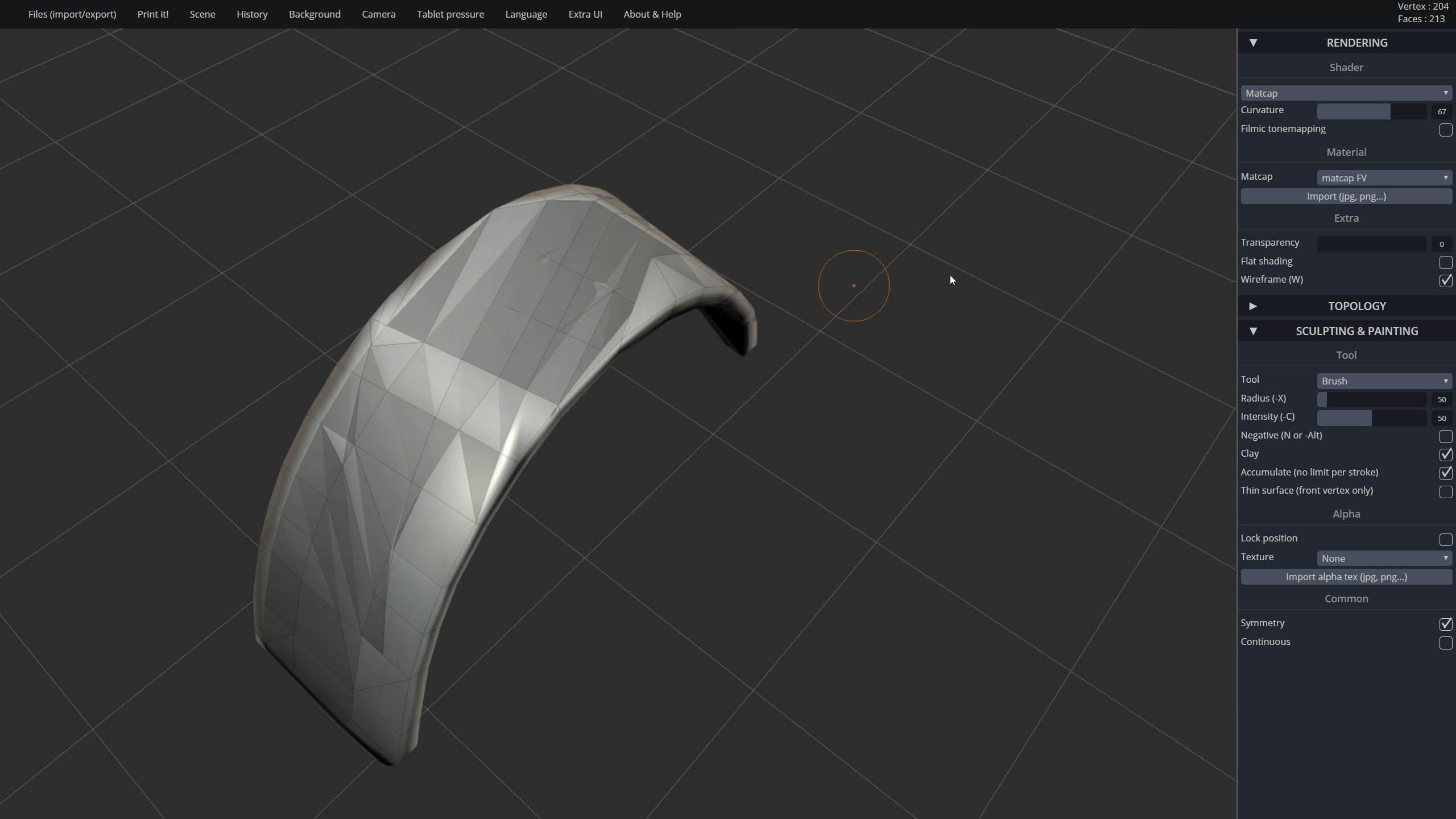 ngons 3d modeling tutorial