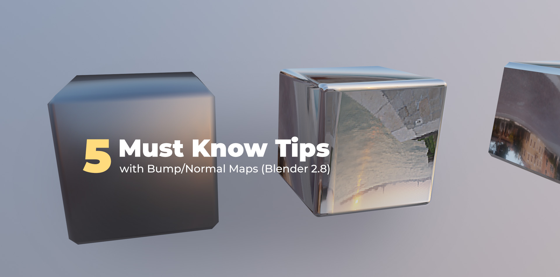 5 Must Know Tips With Bump/Normal Maps (Blender 2 8
