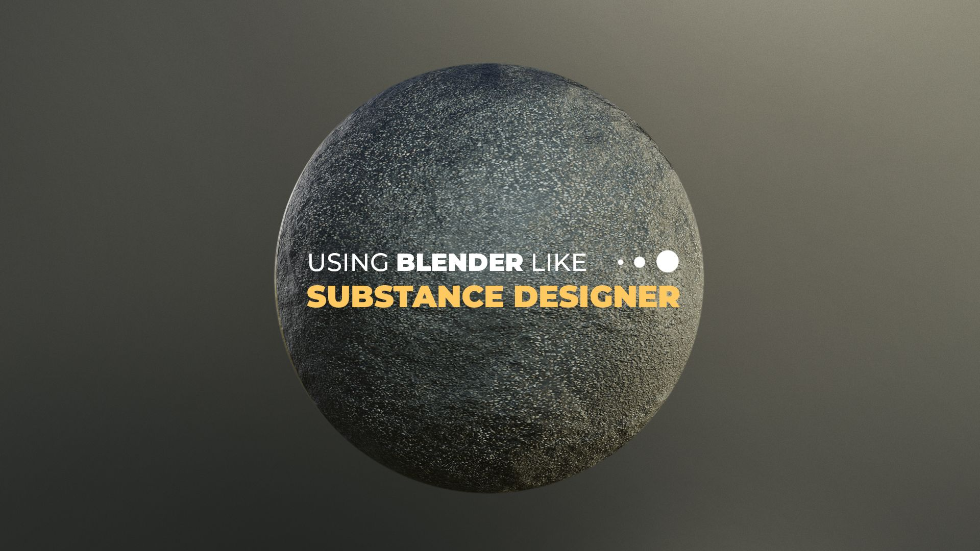Using Blender Like Substance Designer • Creative Shrimp